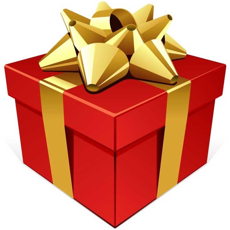 Darčeky, poukazy a doplnky