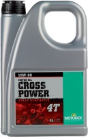 Cross Power 4T 10W60 4l