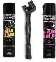 Sprej na reťaz Muc-Off Dry Chain Lube High Performance 0,4l